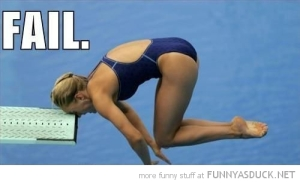 funny-woman-hit-head-board-diving-fail-pics