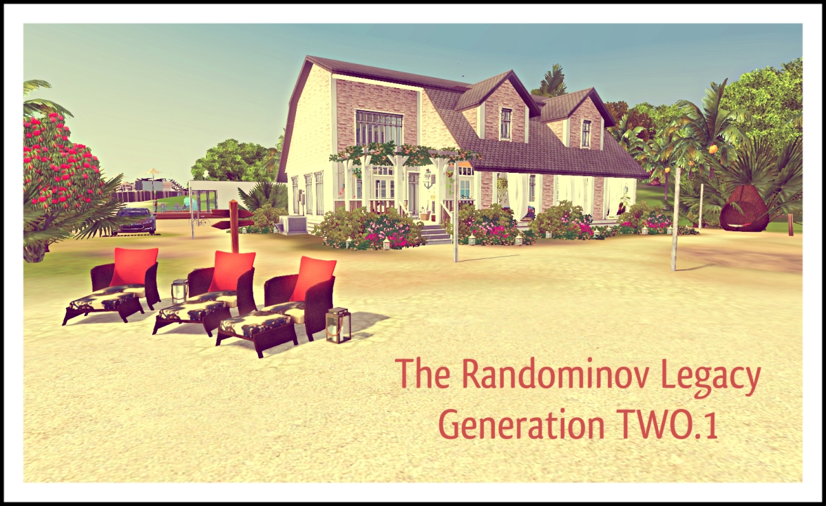 The Randominov Legacy 2.1
